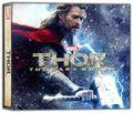 Art of Thor The Dark World HC (2013 Marvel) 1-1ST