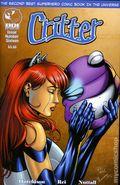 Critter (2012 Big Dog Ink) Volume 2 16A