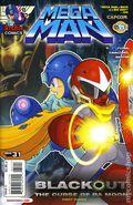 Mega Man (2011 Archie) 31A