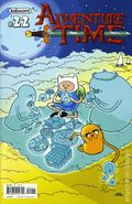 Adventure Time (2012 Kaboom) 22A