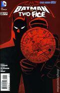 Batman and Robin (2011 2nd Series) 25A