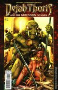 Dejah Thoris and The Green Men of Mars (2013) 8A