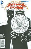 Batman and Robin (2011 2nd Series) 25C
