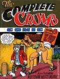 Complete Crumb Comics TPB (1987-2005 FB) 8-REP
