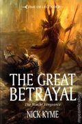 Warhammer The Great Betrayal SC (2013 Novel) 1-1ST