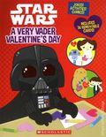 Star Wars A Very Vader Valentine's Day SC (2013 Scholstic) 1-1ST