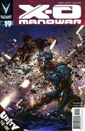 X-O Manowar (2012 3rd Series Valiant) 19A