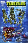 Teenage Mutant Ninja Turtles New Animated Adventures (2013 IDW) 5