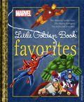 Marvel Little Golden Book Favorites HC (2013) 1-1ST