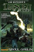 Dresden Files Ghoul Goblin HC (2013 Dynamite) 1-1ST