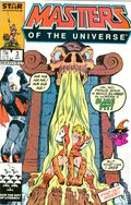 Masters of the Universe (1986 Marvel/Star Comics) 3