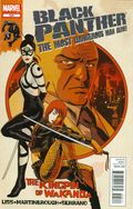 Black Panther Most Dangerous Man Alive (2011 Marvel) 525
