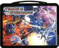 Transformers Lunch Box Limited Edition (2001 NECA) 3470#