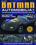 Batman Automobilia: The Definitive Collection of Batman Vehicles (2013- Eaglemoss) Figurine and Magazine #21