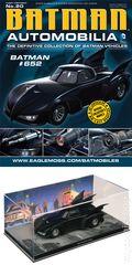Batman Automobilia: The Definitive Collection of Batman Vehicles (2013- Eaglemoss) Figurine and Magazine #20