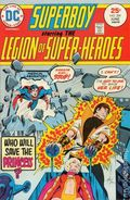 Superboy (1949-1979 1st Series DC) Mark Jewelers 209MJ