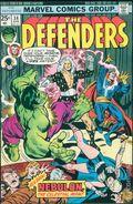 Defenders (1972 1st Series) Mark Jewelers 34MJ