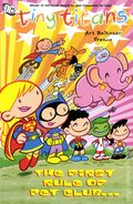Tiny Titans The First Rule of Pet Club TPB (2010 DC) 1-REP