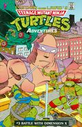 Teenage Mutant Ninja Turtles Adventures (1988) VideoMedia Systems 3