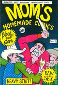Mom's Homemade Comics (1969-1971) #2, 1st Printing