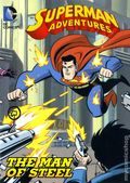 Superman Adventures The Man of Steel TPB (2013 DC Digest) 1-REP