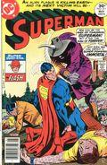 Superman (1939 1st Series) Mark Jewelers 311MJ