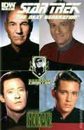 Star Trek The Next Generation Hive (2012 IDW) 1RE