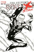 Superior Spider-Man (2013 Marvel NOW) 16STANB&W