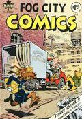 Fog City Comics (1978) 1