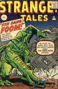 Strange Tales (1951-1976 1st Series) UK Edition 89UK