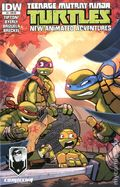 Teenage Mutant Ninja Turtles New Animated Adventures (2013 IDW) 3RE