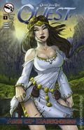 Grimm Fairy Tales Quest (2013 Zenescope) 1C