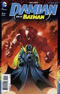Damian Son of Batman (2013) 2A