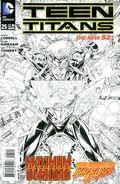 Teen Titans (2011 4th Series) 25B
