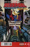 Deadpool (2012 3rd Series) Annual 1
