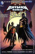 Batman and Robin HC (2012-2015 DC Comics The New 52) 3-1ST