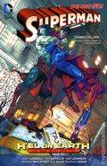 Superman H'el on Earth HC (2013 DC Comics The New 52) 1-1ST