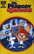 Mr. Peabody and Sherman (2013 IDW) 1RI