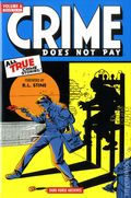 Crime Does Not Pay Archives HC (2012 Dark Horse) 6-1ST