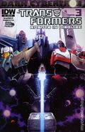 Transformers (2012 IDW) Robots In Disguise 23SUB