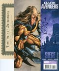 Dark Avengers (2009 Marvel) 13A.DF.SIGNED