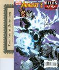 Avengers vs. Atlas (2010 Marvel) 1A.DF.SIGNED