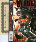 Blade Curse of the Mutants (2010) 1DF.SIGNED