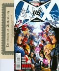 Avengers vs. X-Men (2012 Marvel) 1ADFSIGNED