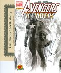 Avengers Invaders (2008 Marvel Dynamite) 5DFSIGNED