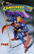 Comicfest Philadelphia Program Guide (1993) 1993