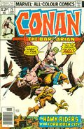 Conan the Barbarian (1970) UK Edition 75
