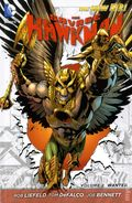Savage Hawkman TPB (2012-2013 DC Comics The New 52) 2-1ST