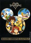 Shiro Amano: The Artwork of Kingdom Hearts SC (2013 Yen Press) 1-1ST
