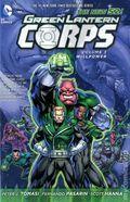 Green Lantern Corps HC (2012-2013 DC Comics The New 52) 3-1ST